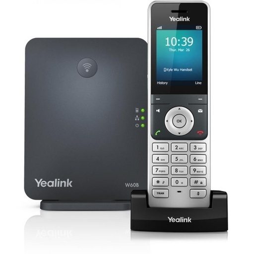 Yealink W60P Cordless Phone + Base